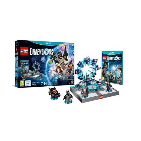 Lego Dimensions Starter Set Wii U & PS3 £20 & Smyths Toys