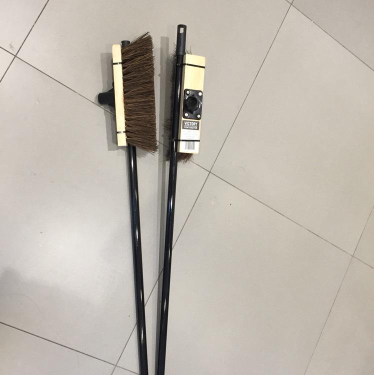 """B&Q indoor and outdoor 10"""" broom - £1 instore"""