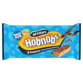 McVitie's Hobnobs 5 Flapjacks Topped with Milk Chocolate 64p @ Asda