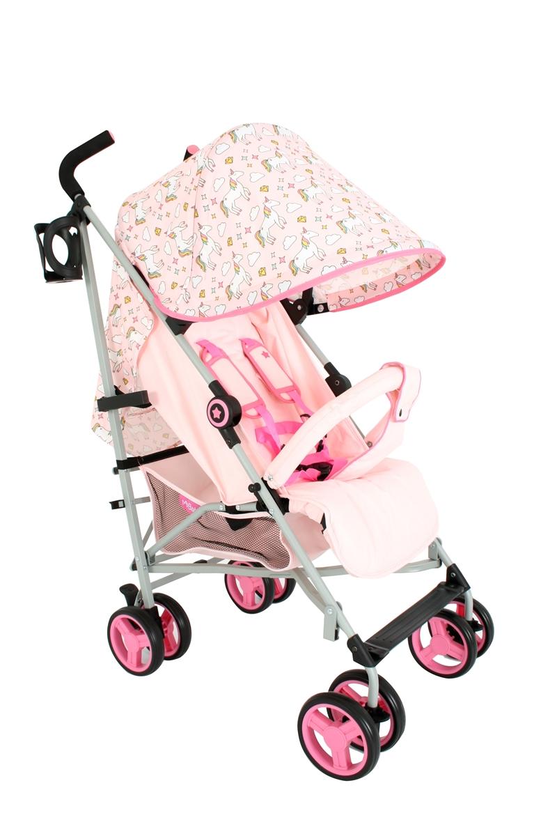 My Babiie Pink Unicorn Lightweight Stroller (was £99.99) Now £79.99 at Asda Goerge