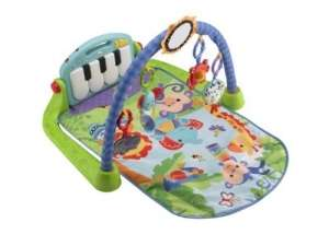 Tesco in store…   Fisher price kick and play gym £6.25