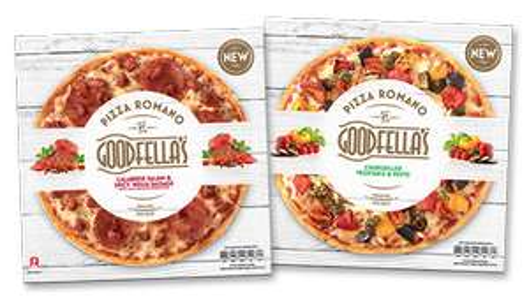 £1 off Goodfella's Romano Pizza coupon @ Tesco