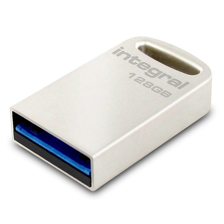 Integral Fusion 128GB USB 3.0 Flash Drive £27.99 @ AmazonFresh