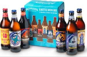 Adnams 6 beer box £2.99 with code