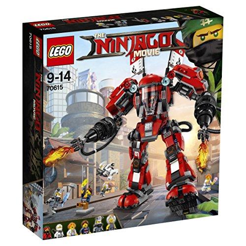 LEGO Ninjago Movie 70615 Fire Mech £37 @ Amazon - Prime exclusive