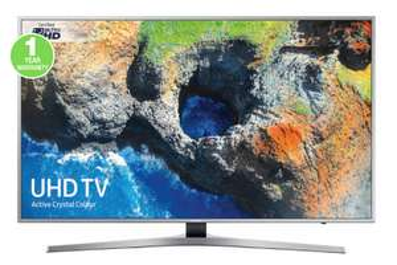Samsung UE65MU6400 65 inch Smart 4K Ultra HD HDR TV £969.00 @ cramptonandmoore, John Lewis Price Match - 5 Year Guarantee