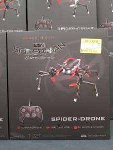 Spider-Man Homecoming Spider Drone £5 down from £25 in-store @ Tesco - Newcastle superstore