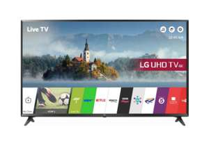 """55"""" LG 10 bit hdr TV for only £494 with code @ AO.com"""