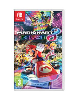 Mario kart 8 switch £41.99 @ Game