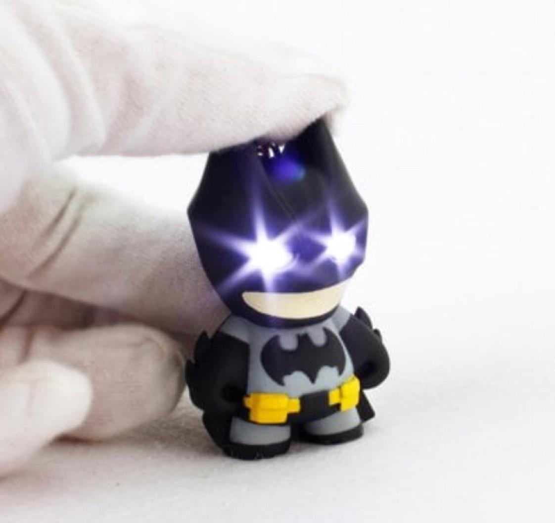 Batman keyring torch 97p @ Gearbest