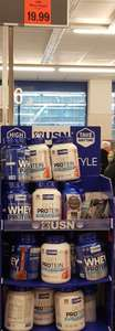 USN Whey Protein & Diet Protein priced at £19.99 but scanning at the till at £14.99  Lidl - Well Street