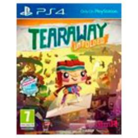 Tearaway Unfolded PS4 £5 ASDA instore @ Queensferry