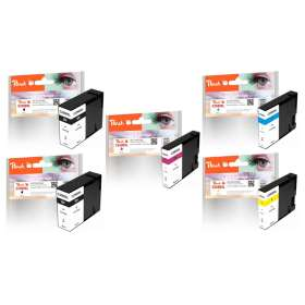 Compatible PGI-2500XL High Capacity Black & Colour Canon Ink Cartridge 5 Pack £32.99 Cartridge-people + other offers