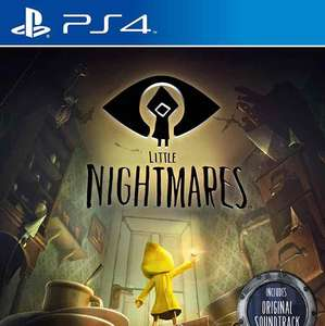 Little Nightmares on PS4 10p Asda Instore