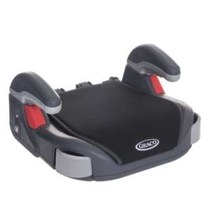 Graco Booster Seat Midnight Black £10 B&M