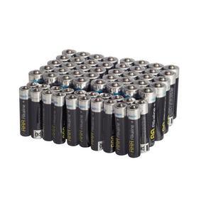 Half price on AA/AAA alkaline+ batteries £4.99 @ Maplin Instore