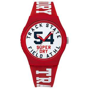Superdry watch reduced to clear John Lewis was £30.00 now £15.00