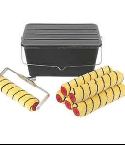 14 Ltr Scuttle Kit with 6 sleeves £14.99 @ Screwfix C&C