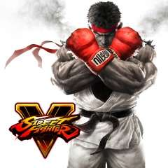 "Street Fighter 5 (Standard Version) PS4 - Free Update To ""Arcade Edition"" via PSN"