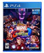 Marvel vs capcom infinite ps4 - £9.50 instore @ Tesco Extra (Wigan)