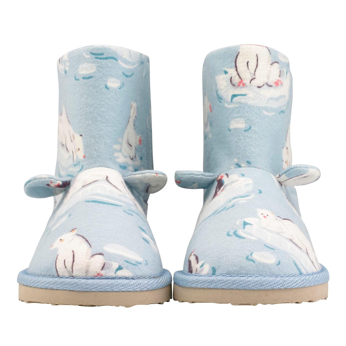 Cath Kidston girls polar bear slippers,£16 down to £8 @ Cath kidston,free c+c