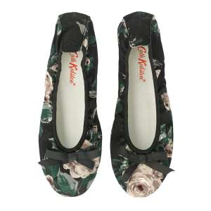 Devonshire rose Cath Kidston foldaway party shoes,now £10 @ Cath Kidston,free c+c