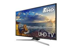 Samsung UE65MU6120 with 6 year guarantee £899 at Richer Sounds Plus claim up to £500 cashback from Samsung if you by certain soundbars and uhd players, plus 10 free uhd movie rentals from Rakuten.