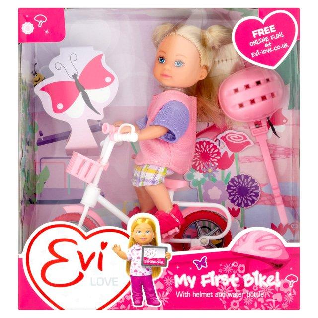 Evi love My first bike £1.50 @ Morrisons