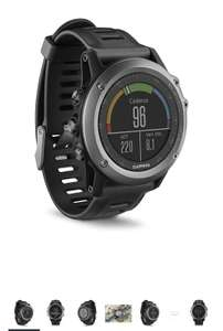 Garmin Fenix 3 GPS Multisport Watch with Outdoor Navigation - Grey  £289.40 @ Amazon
