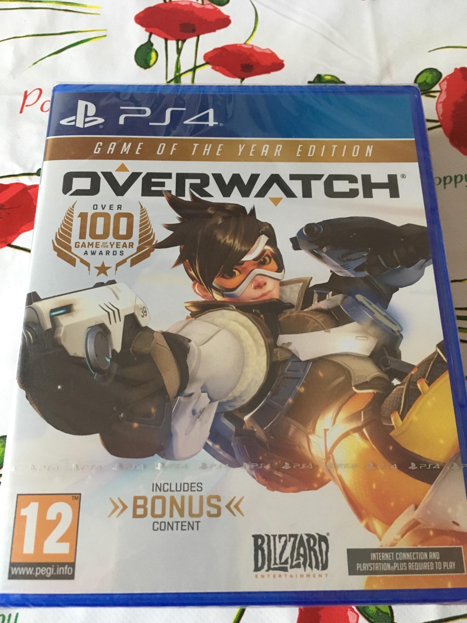 (PS4) Overwatch GOTY - £10, (Xbox One) Tekken 7 - £7.50 @ Asda (instore)