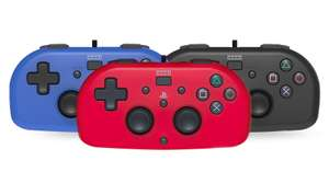Hori PS4 Wired MINI Gamepad - Blue/Red/Black - £18.95 with code @ MyMemory
