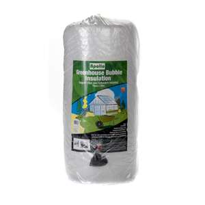 30m of bubble wrap (greenhouse insulation)! fun for the whole family! £9.96 at Homebase