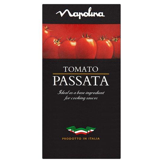 Napolina Tomato Passata 500G/Napolina Chopped Tomatoes 400G/Napolina Peeled Plum Tomatoes 400G £0.50 @ Tesco Groceries