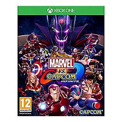 Marvel Vs Capcom Infinite - Xbox One £15 @ Tesco Direct