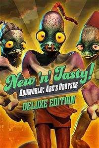 Oddworld: New 'n' Tasty - Deluxe Edition (Save 75%) £4.20 @ Xbox Spotlight Sale