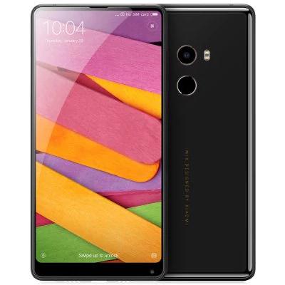 Xiaomi Mi Mix 2 4G Phablet Global Version 6GB RAM 64GB ROM B20 BLACK £345.48 @ gearbest