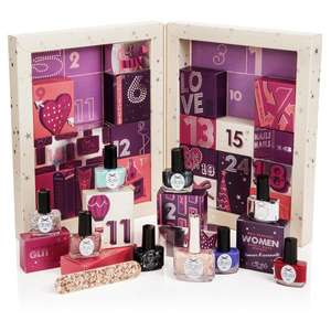 Ciate nail polish advent calendar £16.94 delivered at Ciate London (use code)