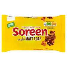 Soreen Malt Loaf 260g - Fruity - Banana and Chocolate all 3 Reduced to 60p Each @ Tesco
