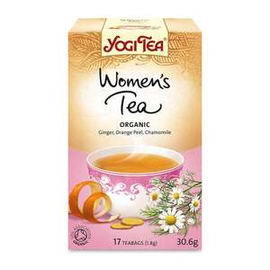 Yogi Tea Women's Tea 6 Pack £2.30 (Addon item) @ Amazon