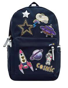 Accessorize Cosmic Badge Backpack £5 (free c&c)