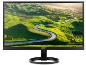 "Acer R241Y 23.8"" IPS LED Full HD Monitor with built in speakers £102.32 delivered at Ebuyer"