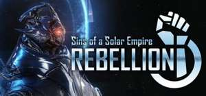 Sins of a Solar Empire: Rebellion - Ultimate Edition £8.24 on Steam