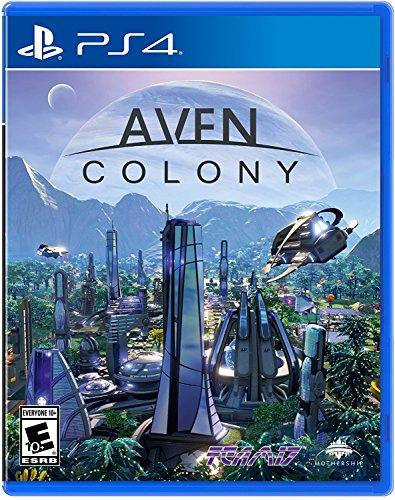 Aven Colony (PS4) £13.42 Delivered @ Amazon (via Amazon Global)