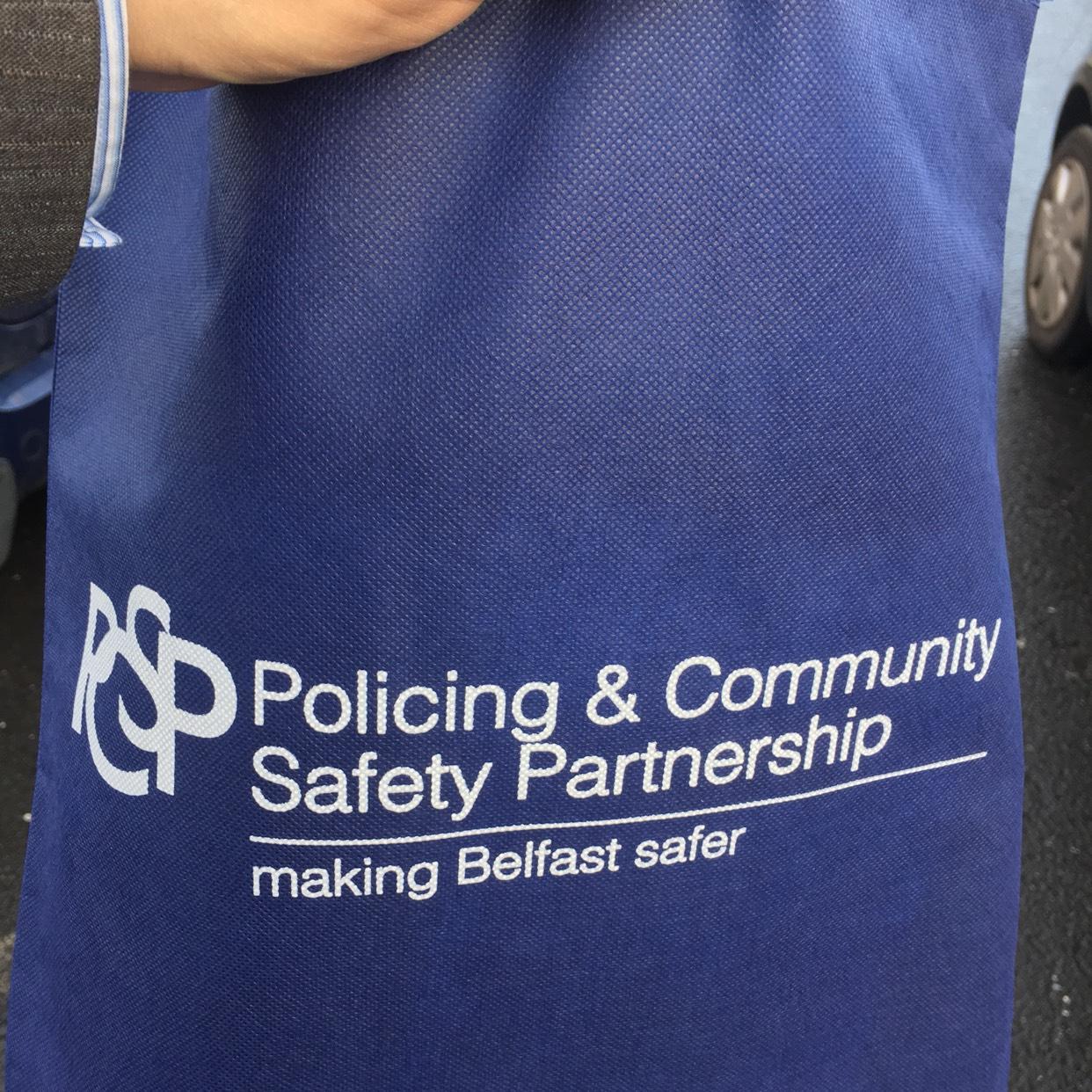 FREE beat the burglar home safety kit @ Tesco Knocknagoney today !!