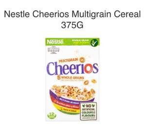 Cheerios Cereal 375g - £1 at Morrisons