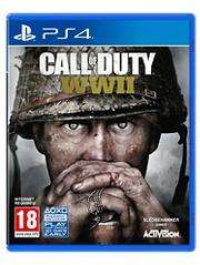Call of duty ww2 on ps4 £38 at  Tesco and Asda instore