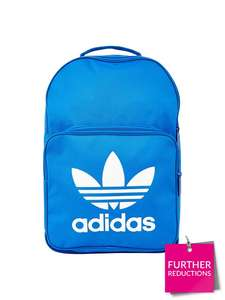 Upto 60% Off Sale + Extra 20% Off Selected Fashion / Footwear inc Women's / Men's / Kids & Sports + Free C+C @ Very eg adidas Originals Classic Trefoil Backpack now £11.04 / Men's Long Sleeve Tailored Shirt now £4.50 / Clutch Bag now £5.76