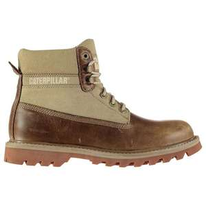 Caterpillar Saga Mix Boots £50 plus £4.99 delivery @ USC