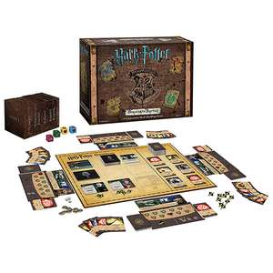 Harry Potter Hogwarts Battle Card Game only £31.50 at Book Depository