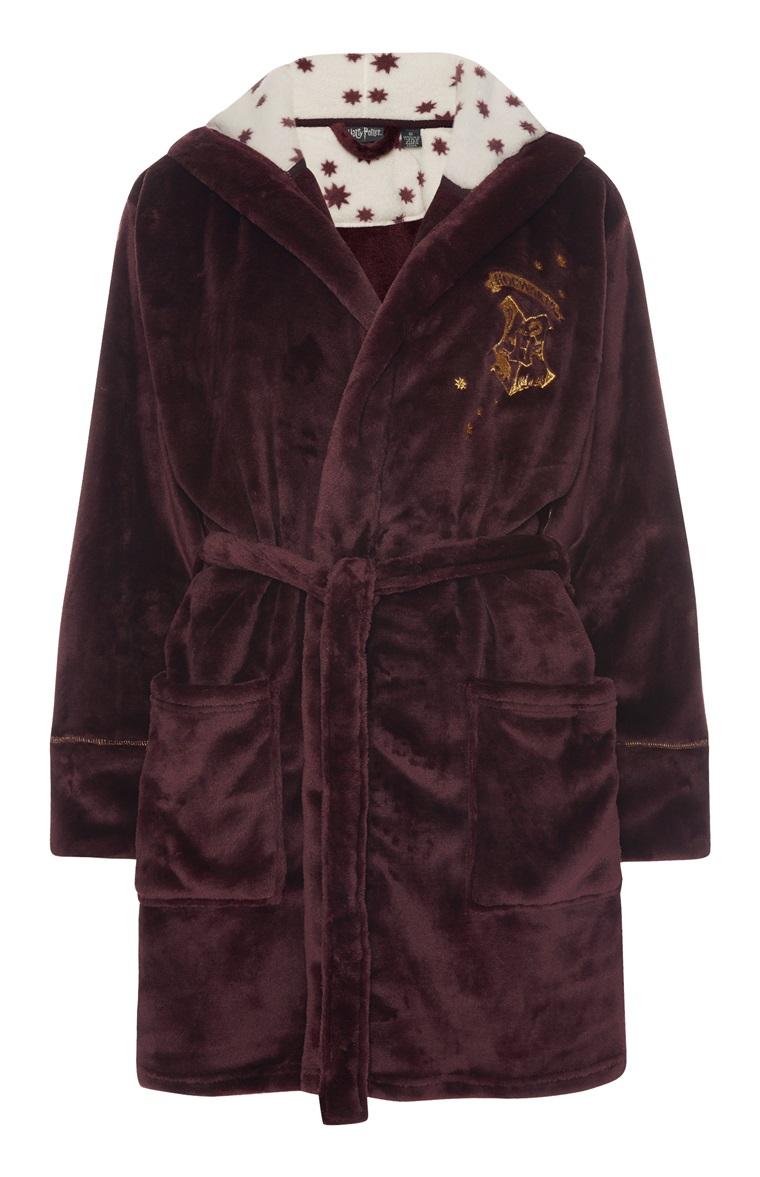 Burgundy Harry Potter Dressing Gown £7 @ Primark instore
